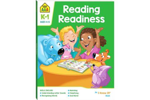 Reading Readiness workbook 9781488938764