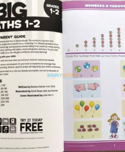 School Zone Big Maths Grades 1-2 Workbook 9781488908422 inside pages (1)