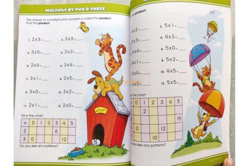School Zone Big Maths Grades 1-2 Workbook 9781488908422 inside pages (10)