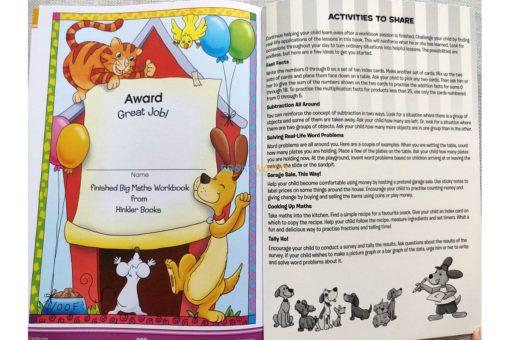 School Zone Big Maths Grades 1-2 Workbook 9781488908422 inside pages (11)