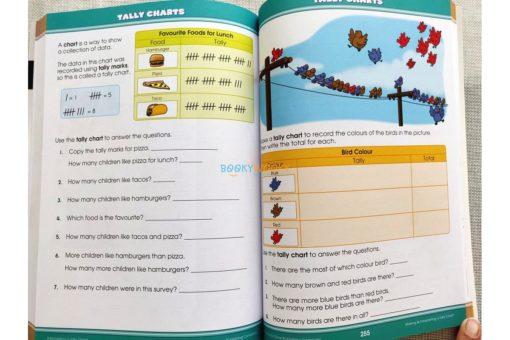 School Zone Big Maths Grades 1-2 Workbook 9781488908422 inside pages (9)