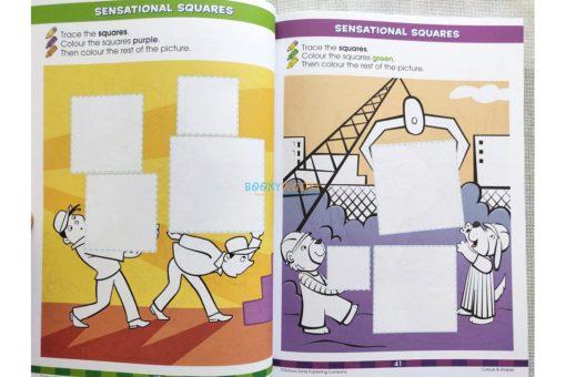 School Zone Big Preschool Workbook 9781488908743 inside pages (2)