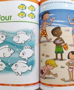 School Zone Big Preschool Workbook 9781488908743 inside pages