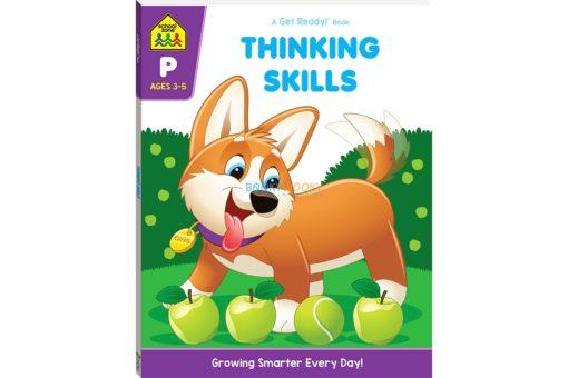 Thinking Skills Workbook 9781488941597