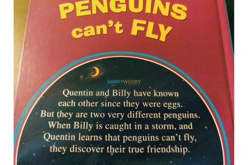 Penguins Cant Fly 9780857264367 (back cover)