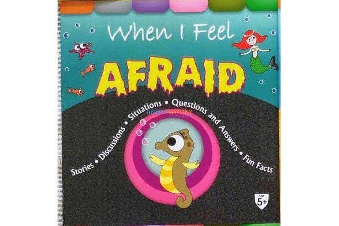 When I Feel Afraid 9789388384490