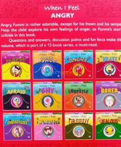 When I Feel Angry 9789388384476 back cover