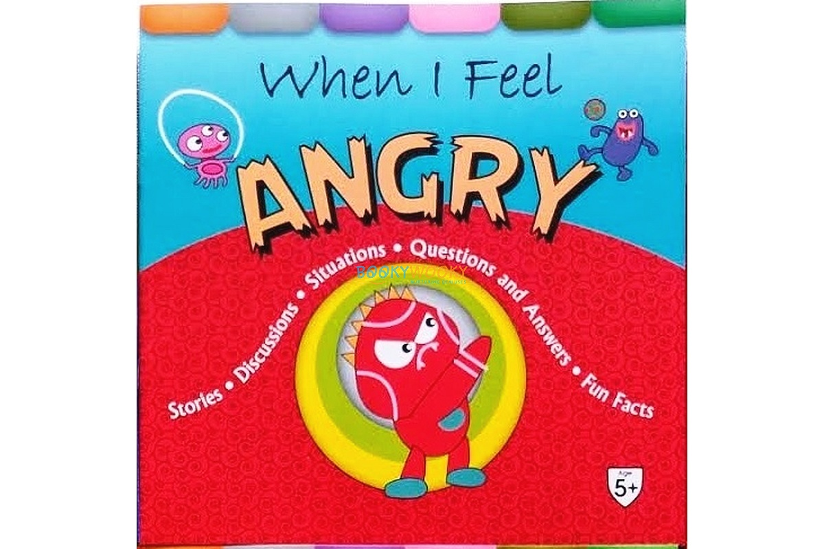 When I Feel Angry 9789388384476