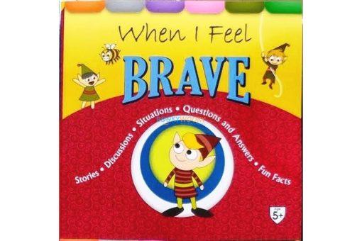 When I Feel Brave 9789388384483