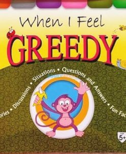 When I Feel Greedy 9789388384551
