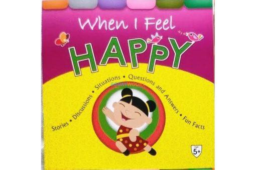 When I Feel Happy 9789388384452