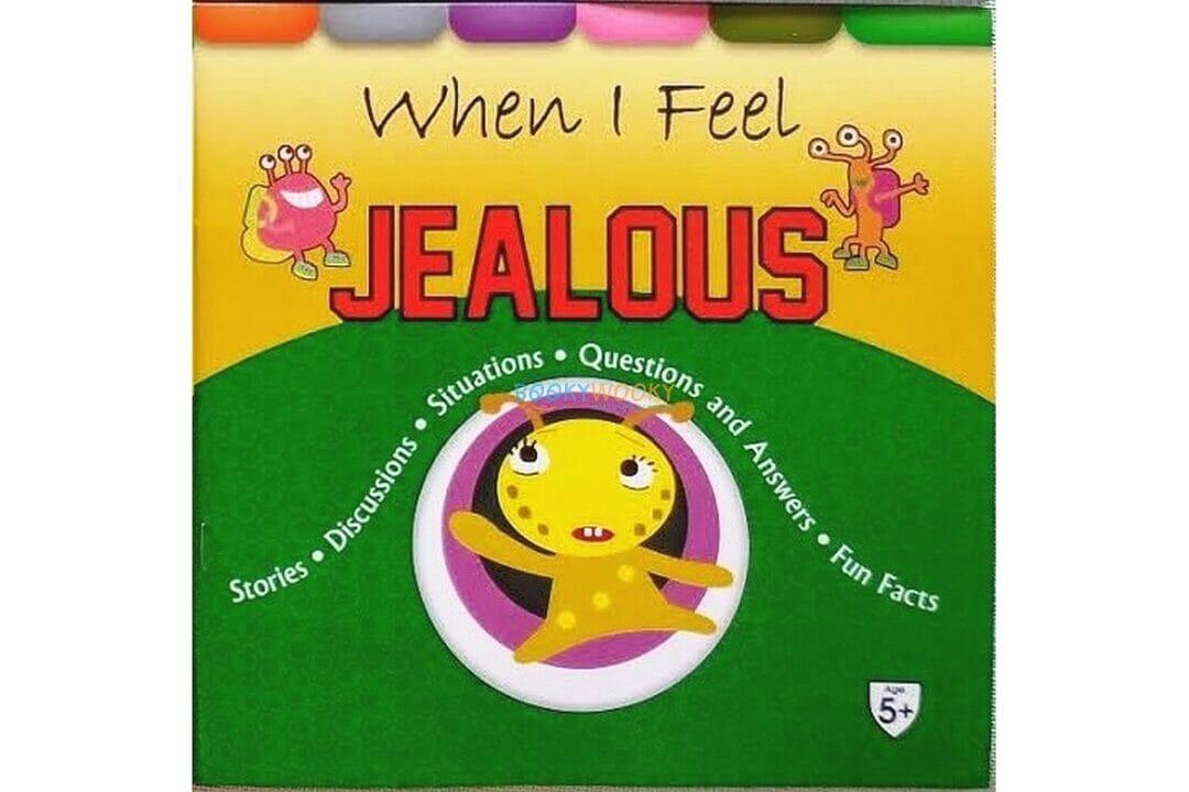 When I Feel Jealous 9789388384568 cover