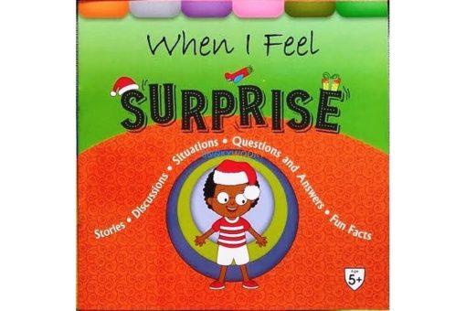 When I Feel Surprise 9789388384513
