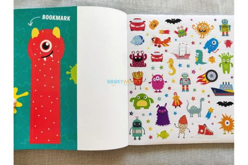 1000 Cool Stickers (3)