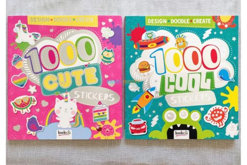 1000 Cool Stickers (9)