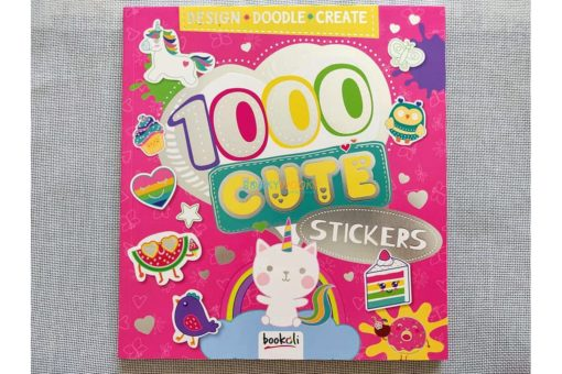 1000 Cute Stickers (2)