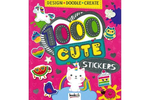 1000 Cute Stickers 9781787721487 (1)