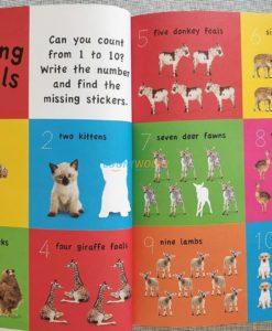 1001 Stickers Amazing Animals (3)
