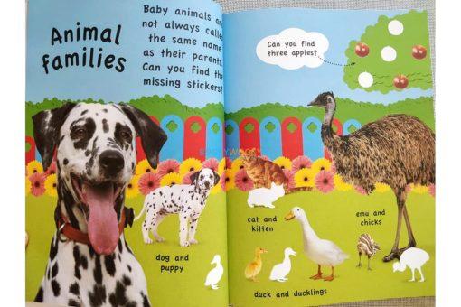 1001 Stickers Amazing Animals (4)