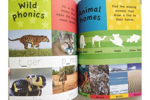 1001 Stickers Amazing Animals (7)
