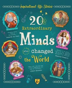 20 extraordinary minds who changed the world