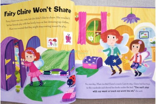 A Treasury of Magical Adventure Stories 4 Fairy Claire won't share