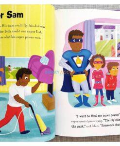A Treasury of Magical Adventure Stories 5 Super Sam