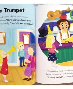 A Treasury of Magical Adventure Stories 6 The Magic Trumpet