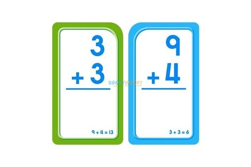 Addition 0-12 Flash Cards1