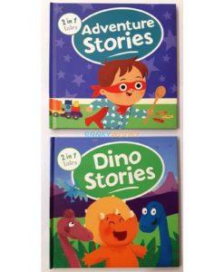 Adventure Stories (2in1) (4)