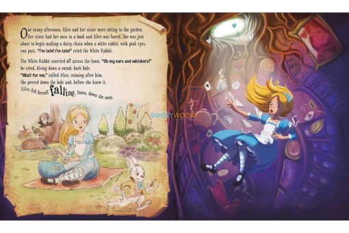 Alice in Wonderland (2)
