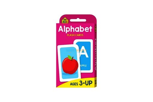 Alphabet Flash Cards 9781488933882 cover page 1