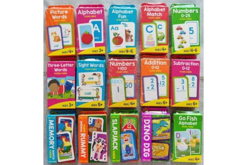 Alphabet Fun Flash Cards 2