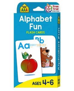 Alphabet Fun Flash Cards 9781488933868 cover page