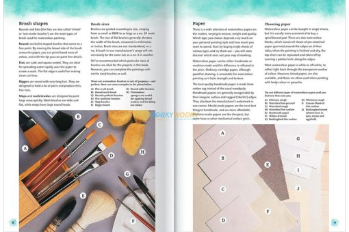 Art Maker Watercolour Masterclass Pack -12 (2)