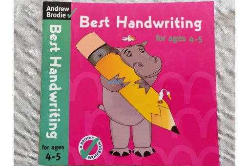 Best Handwriting for ages 4-5 (2)