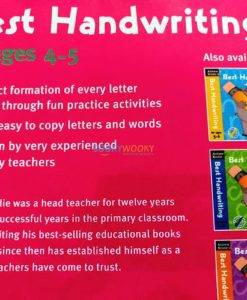 Best Handwriting for ages 4-5 (6)