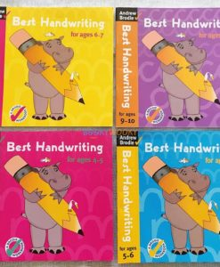 Best Handwriting for ages 4-5 (7)