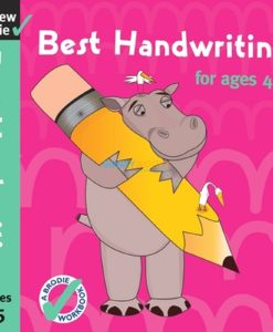 Best Handwriting for ages 4-5 9780713686463 (1)