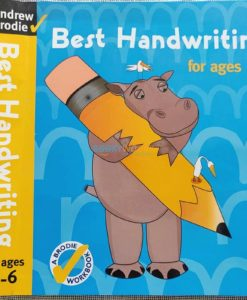 Best Handwriting for ages 5-6 (2)