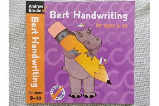 Best Handwriting for ages 9-10 (2)