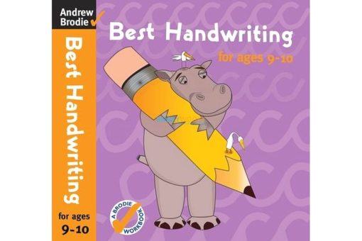 Best Handwriting for ages 9-10 9780713686555 (1)