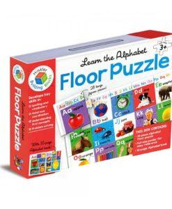 Building Blocks Learn the Alphabet Floor Puzzle 1