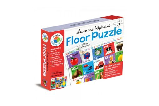 Building Blocks Learn the Alphabet Floor Puzzle 1