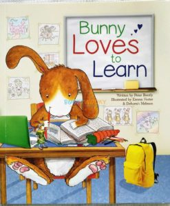 Bunny Loves to Learn 9781472363138 (1)