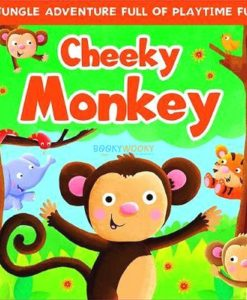 Cheeky Monkey 9781789052831 cover page