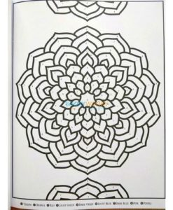 Colour By Number Mandalas and More (2)