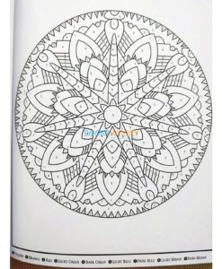 Colour By Number Mandalas and More (3)