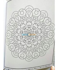 Colour By Number Mandalas and More (4)