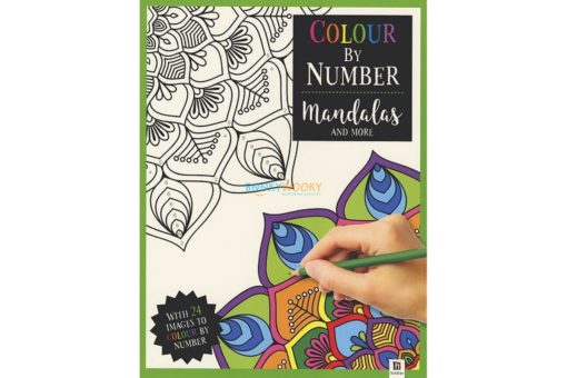 Colour By Number Mandalas and More 9781488930928 (1)